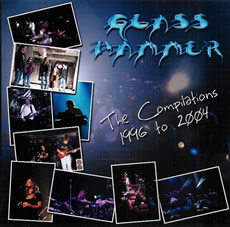 The Compilations, 1996 to 2004 CD Cover