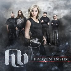 HB - Frozen Inside - CD Cover