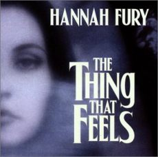 The Thing That Feels CD Cover