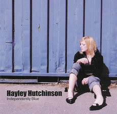Independently Blue CD Cover