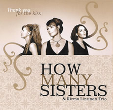 Thank You For The Kiss CD Cover