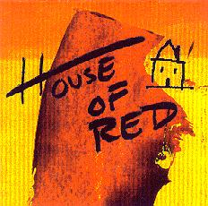 House Of Red Self-Titled CD Cover
