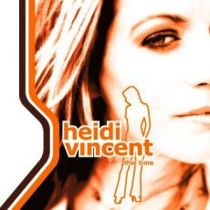 Heidi Vincent - This Time - CD Cover