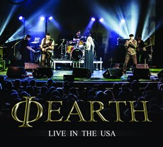 IO Earth - Live In The USA - Cover Artwork