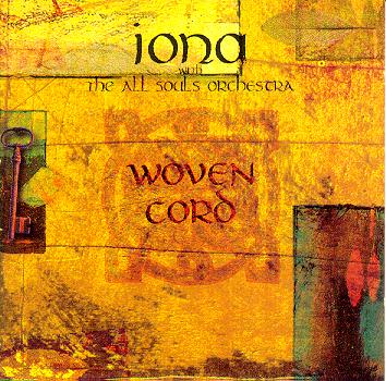 Woven Cord CD Cover - click to visit Iona's Official Website