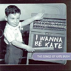 I Wanna Be Kate CD Cover