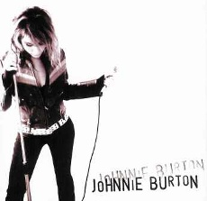 Johnnie Burton CD Cover