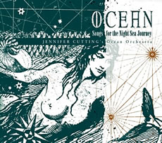 Ocean: Songs for the Night Sea Journey CD Cover