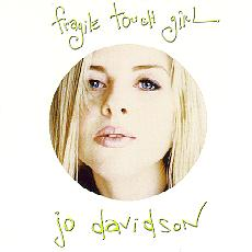 Jo Davidson, Fragile Tough Girl CD Cover