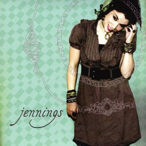 Jennings - Storybook EP - CD Cover