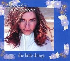 The Little Things CD Cover
