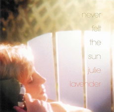 Never Felt The Sun CD Cover