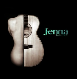 Jenna Music Self-titled CD Cover