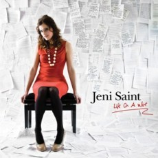 Jeni Saint - Life On A Wire - EP Cover