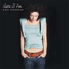 Kate Aumonier's Here I Am CD Cover