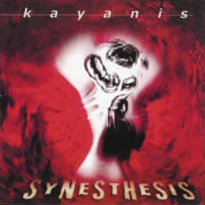 Synesthesis CD Cover