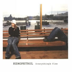Everything's Fine CD Cover
