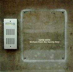Thirteen From The Twenty First CD Cover