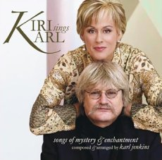 Kiri Sings Karl--Songs Of Mystery & Enchantment CD Cover
