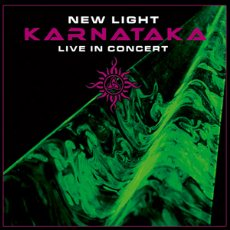 Karnataka - New Light - CD Cover