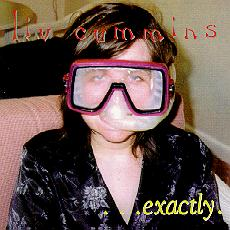 Liv Cummins Exactly CD Cover