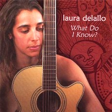 Laura DeLallo - What Do I Know - CD Cover