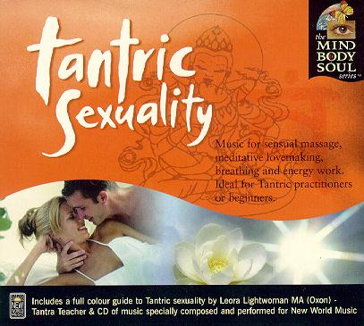 Tantric Sexuality CD Cover