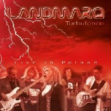 Landmarq - Live in Poland CD Cover