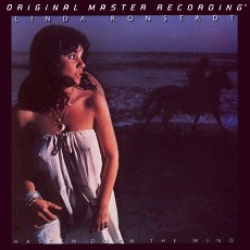 Linda Ronstadt - Hasten Down The Wind - Original Master Recording CD Cover
