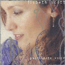 Passionate Voice CD Cover