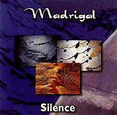Madrigal - Silence CD Cover