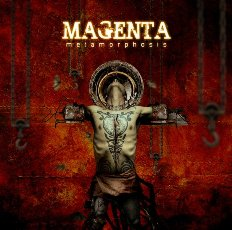 Magenta Metamorphosis CD Cover
