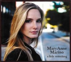 MaryAnne Marino - A Little Something - EP Cover