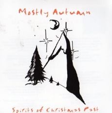 Sprit of Christmas Past EP Cover