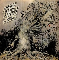Melody Klyman - Bending The Knotted Oak - CD Cover