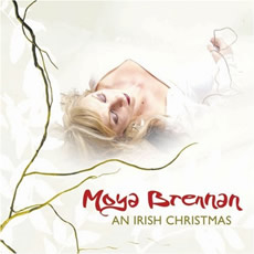 An Irish Christmas CD Cover