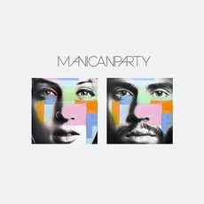 ManicanParty - ManicanParty EP - Cover Artwork