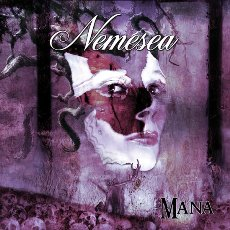 Nemesea Mana CD Cover