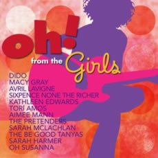 Oh! From The Girls CD Cover