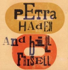 Petra Haden and Bill Frisell CD Cover