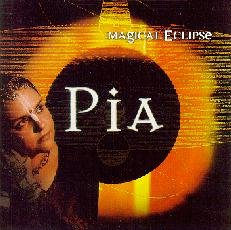 Magical Eclipse CD Cover