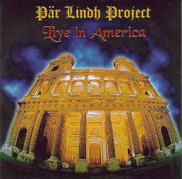 Live In America CD Cover - click to visit PLP's Official Website