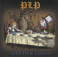 Live In Iceland CD Cover