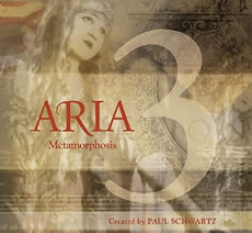 Aria 3 CD Cover