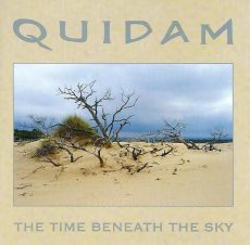 The Time Beneath The Sky CD Cover
