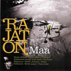 Rajaton Maa CD Cover