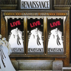 Renaissance - Live at Carnegie Hall - Deluxe Anniversary Edition - CD Cover
