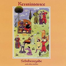 Renaissance - Scheherazade and Other Stories - Friday Music CD Cover
