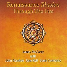 Through The Fire CD Cover