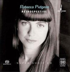 Rebecca Pidgeon Retrospective CD Cover